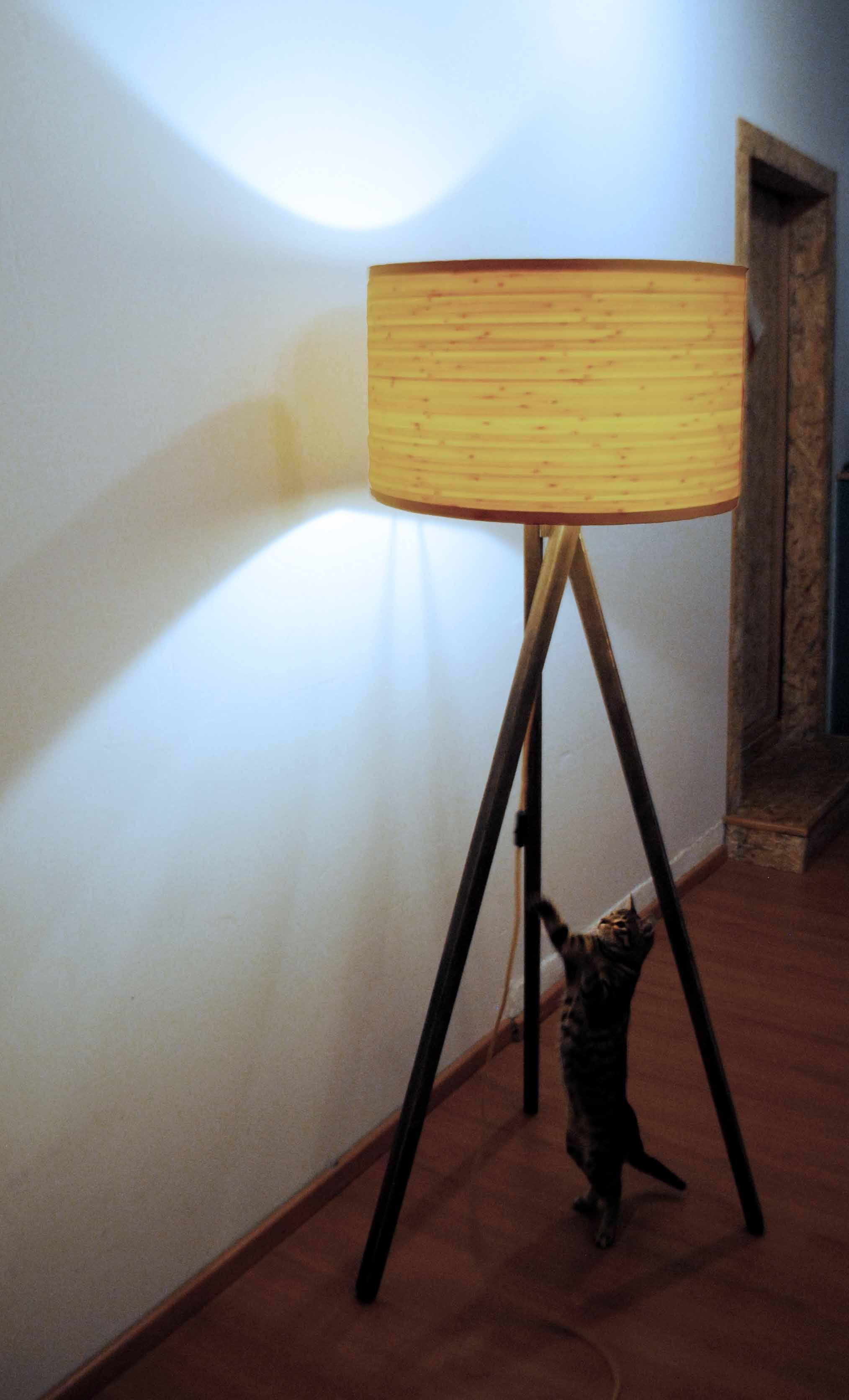 Tripod Bamboo – Woodulight